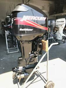 115hp Mercury Optimax Outboard Southport Gold Coast City Preview