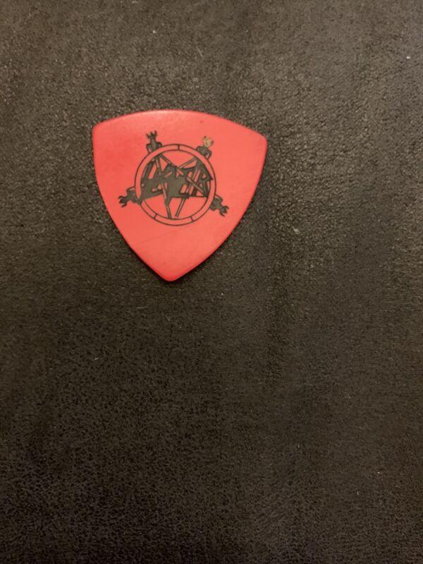 Slayer 1988 South Of Heaven Kerry King Guitar Pick