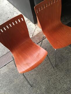 Cafe / restaurant chairs