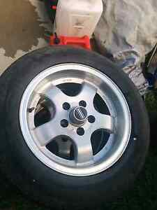 Performance 4 x 15inch Mag/ alloys/ rims/wheels Bungendore Queanbeyan Area Preview