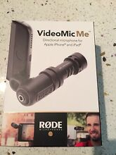 Rode VideoMic Me - directional microphone for smart phones Auchenflower Brisbane North West Preview