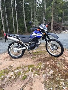 Extremely Low KMS! 2006 Yamaha XT225