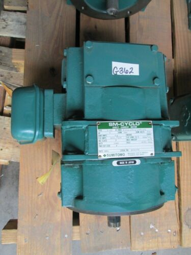 Sumitomo SM-Cyclo Direct Current Motor 1HP B18A4014APC1N1 Arm Volts: 240 (New)