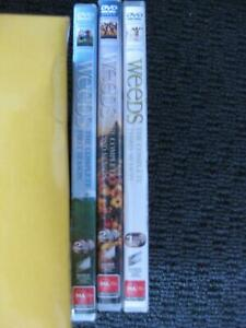 Weeds Seasons 1-3 DVDs $15 Mountain Creek Maroochydore Area Preview