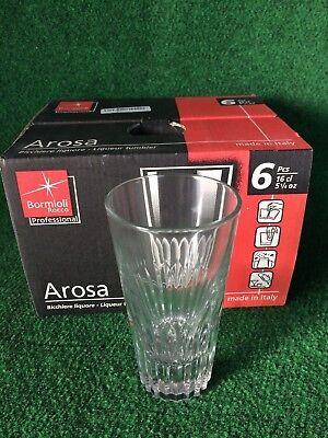 Arosa Rialto Mixdrink Gläser 6er Set - 0,16l - ab 3 Set (18 Stück) - Frachtfrei (Mix-drink Gläser)
