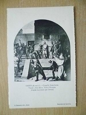 Postcard- DREUX, Chapelle Saint Louis- d'apres LARIVIERE (Par Bonnet)