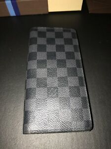 Louis Vuitton men's Brazza wallet