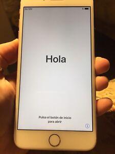 iPhone 7+ rose gold