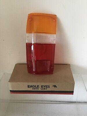 Tail Light Lens For 1984-1988 Toyota Pickup Left Plastic Eagle Eye
