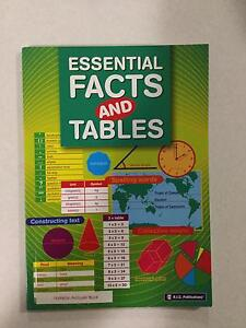 Essential Facts and Tables Nollamara Stirling Area Preview