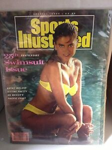 1989 Kathy Ireland Sports Illustrated 25th Anniversary Swimsuit Issue