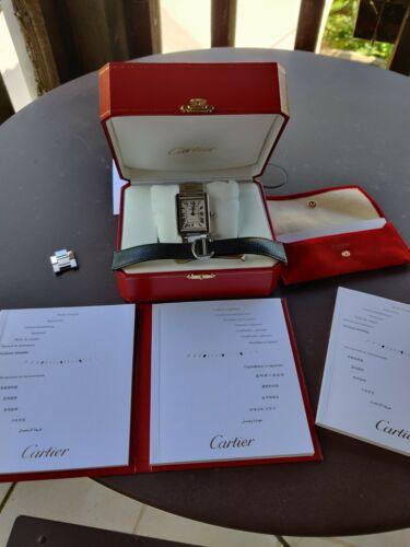 Cartier tank solo xl automatique