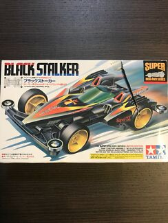 Tamiya super 4wd mini series - black stalker