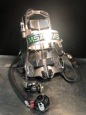 Msa Frame Harness Scba Air Pack Bottle Cylinder Tank Holder. Our 5