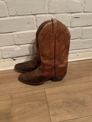 mens justin cowboy boots style 2497