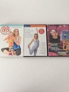 DVD pour femme enceinte