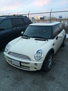 2005 Mini Cooper fully loaded