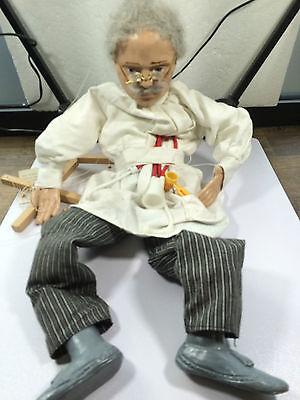 Interia Marionette Arzt