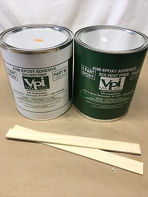 Vpi 2 Part Epoxy Adhesive Solvent Free Cans Parts A B 100 965990472218