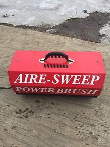 Duct cleaning Power brush