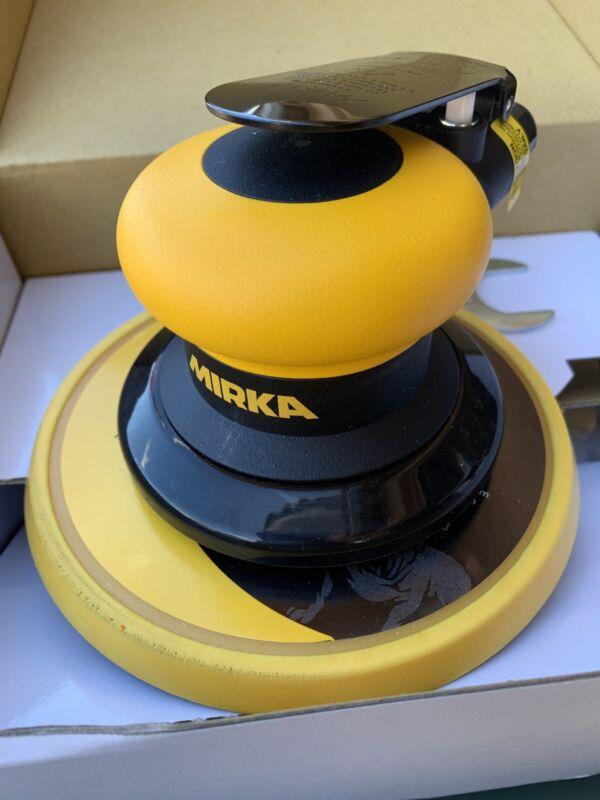 """Mirka MR-6 6"""" D/A 3/16 Random Orbital Sander NEW IN BOX"""