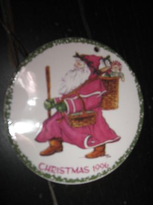 Henn Christmas 1996 Ornament First in Limited Edition Series