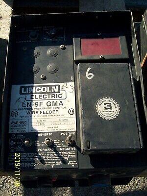 Lincoln Ln-9f Gma Wire Feeder Welder 6
