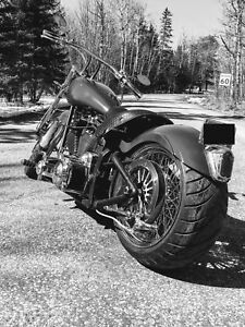 Selling my 2010 Custom Harley with only 10kms