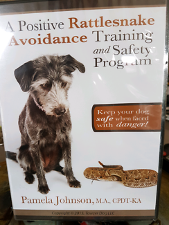 A Positive Rattlesnake Avoidance Training and Safety Program DVD