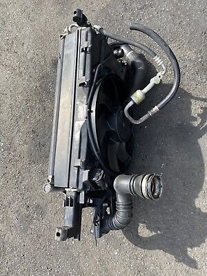 Astra J 2012 1.7 Cdti Radiator Pack Air Con Intercooler