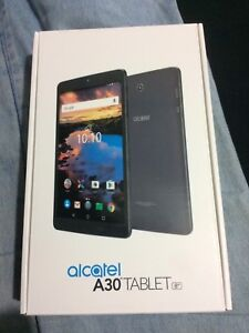 """Brand new """"Sealed"""" Alcatel-8""""Tablet-Android-Dual Cam -"""