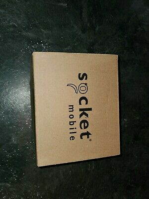 Socket Mobile Barcode Scanner - Gray- In Original Box