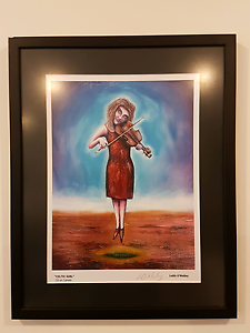 Leith O'Malley prints (Whyalla based international artist) Whyalla Norrie Whyalla Area Preview