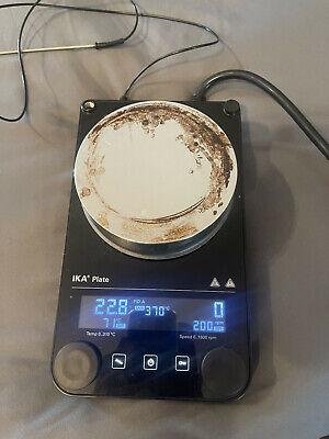 Ika Plate Package Rct Digital Magnetic Hotplate Stirrer 50-1500 Rpm 10003302