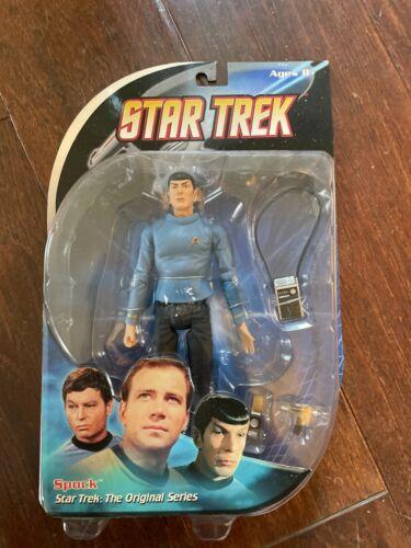 Star Trek Spock Mirror Universe Diamond Select Action Figure on Card