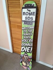 Rome SDS Artifact 147 Snowboard