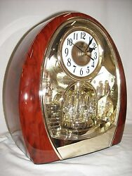 Power Melodies in rotation pendulum table clock  (PW4211JRMKS1)