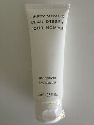 Issey Miyake Leau Dissey Pour Homme (Issey Miyake, Leau Dissey Pour Homme Gel Douche 75 ml)