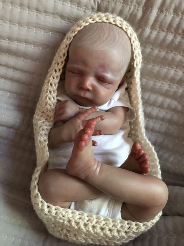 reborn baby doll Cayle