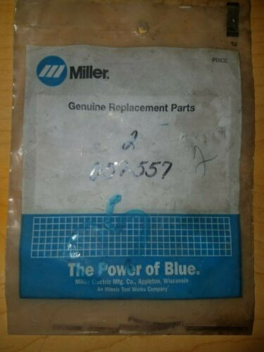 Miller 057557 Electric Leaf Switch Gas Millermatic 35, Qty.2