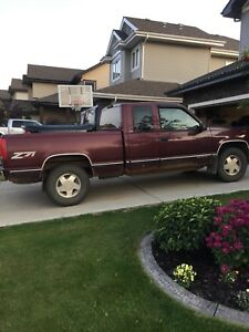 Truck for sale 1998 GMC