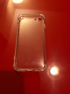 Clear Plastic iPhone 7/8 Case