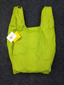 mandarina-duck-revival-shopping-tote-bag-green-with-waterproof-bag-RRP-135