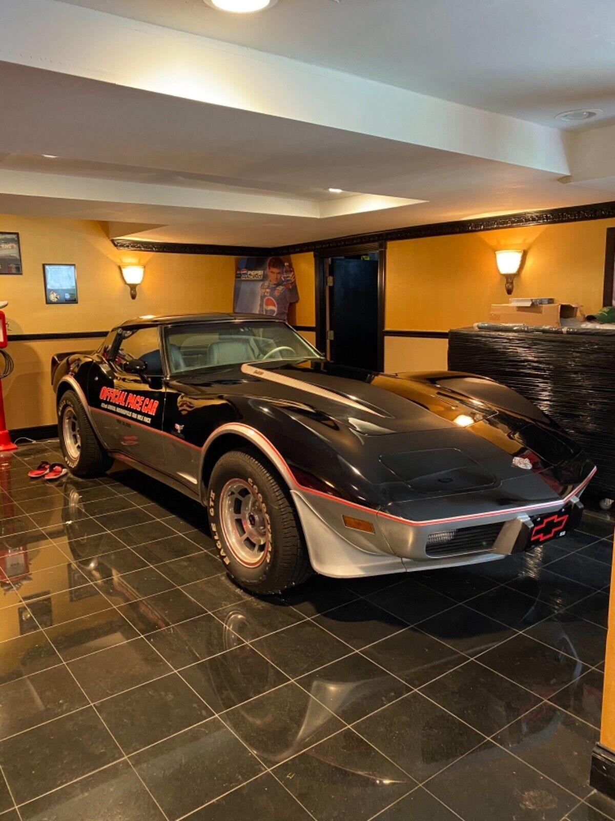 1978 Black Chevrolet Corvette   | C3 Corvette Photo 2