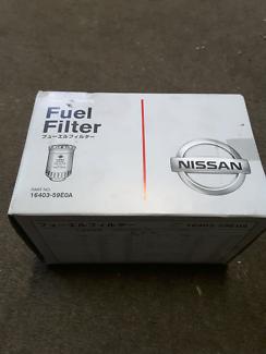 Gu patrol zd30 fuel filter