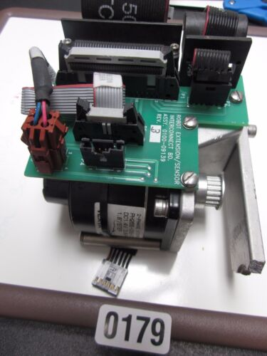 0100-09139, Amat, Assy Robot Extension Sensor Pcb + 2-phase Stepping Motor