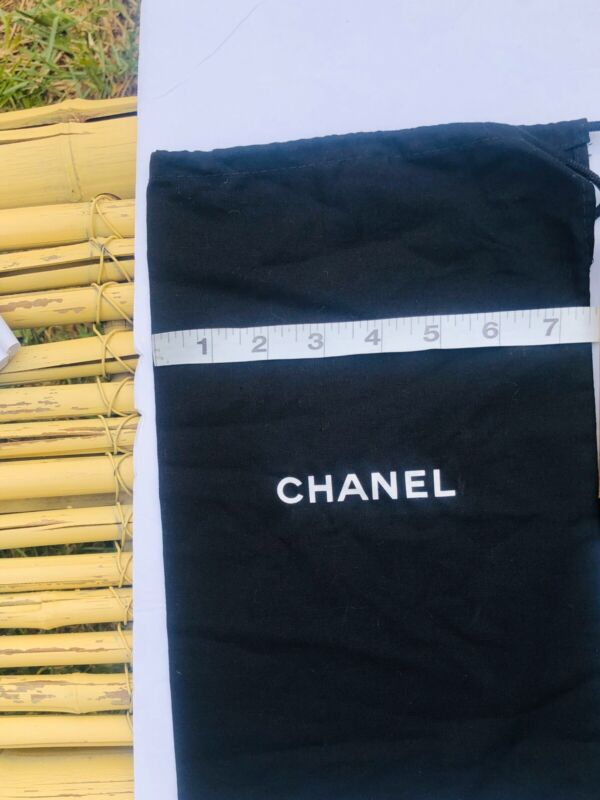 Set Of Three Chanel Dust Bags For Shoes/ Handbag . Great For Travel Or Storage.