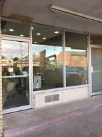 Storefront and Aluminum Windows and Doors