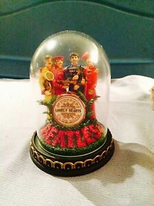 Sgt. Peppers Lonely Hearts Club Band Musical Bell Jar $150