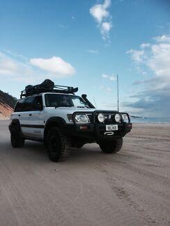 Nissan Patrol Gu 2001